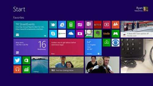 Windows 8 updates expected at Microsoft conference
