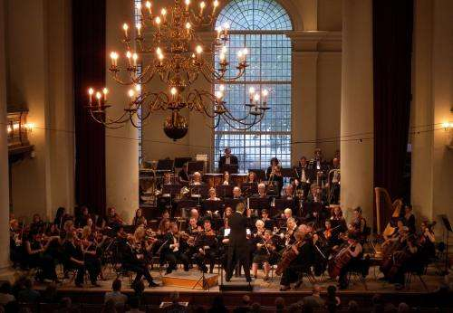 World-class orchestras judged by sight not sound