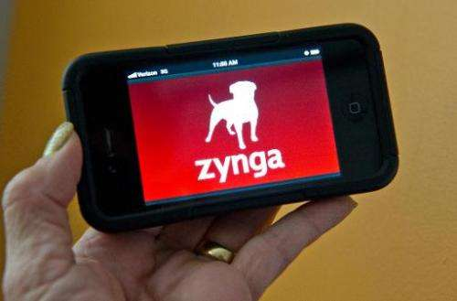 Zynga announced Thursday it was buying mobile game and animation firm NaturalMotion for $527 million in a fresh reboot effort fo