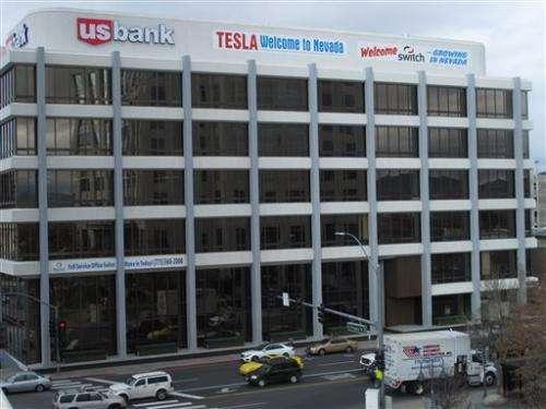 $1B Switch data center near Reno will be world's biggest