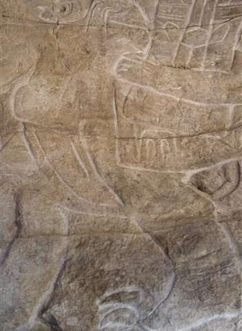 Ancient carving stolen decades ago in Mexico found in France