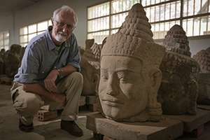 Archaeologists use airborne lasers to solve mystery of Angkor's demise