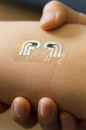 Temporary tattoo offers needle-free way to monitor glucose levels