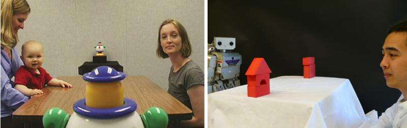 UW roboticists learn to teach robots from babies