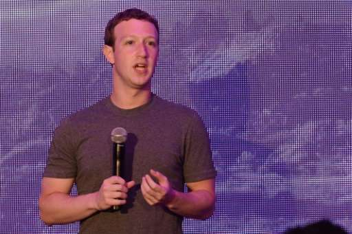 Facebook founder Mark Zuckerberg writes that for every 10 people connected to the Internet, one is lifted out of poverty