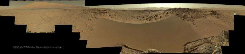 Image: For the first time ever, a Curiosity Mastcam self-portrait from Mars