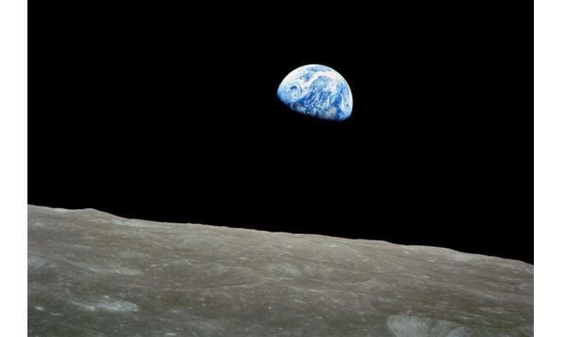 The pale blue dot and other 'selfies' of Earth