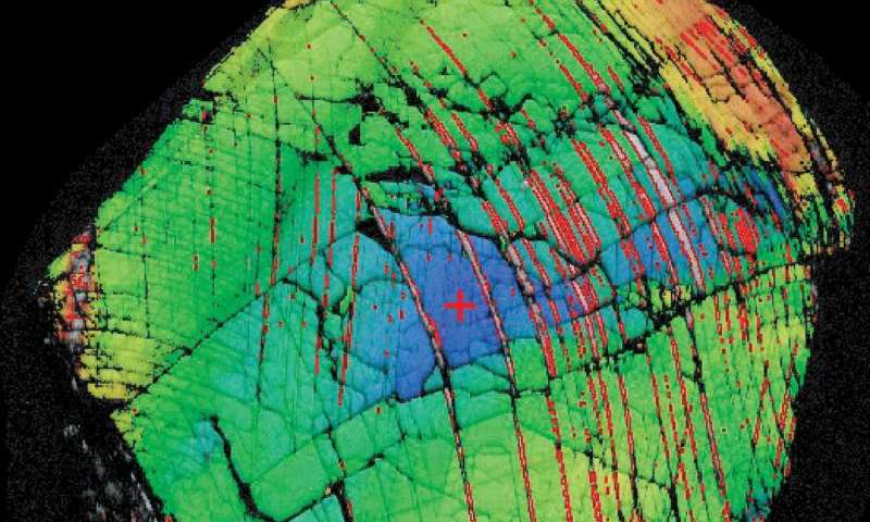 Study questions dates for cataclysms on early moon, Earth