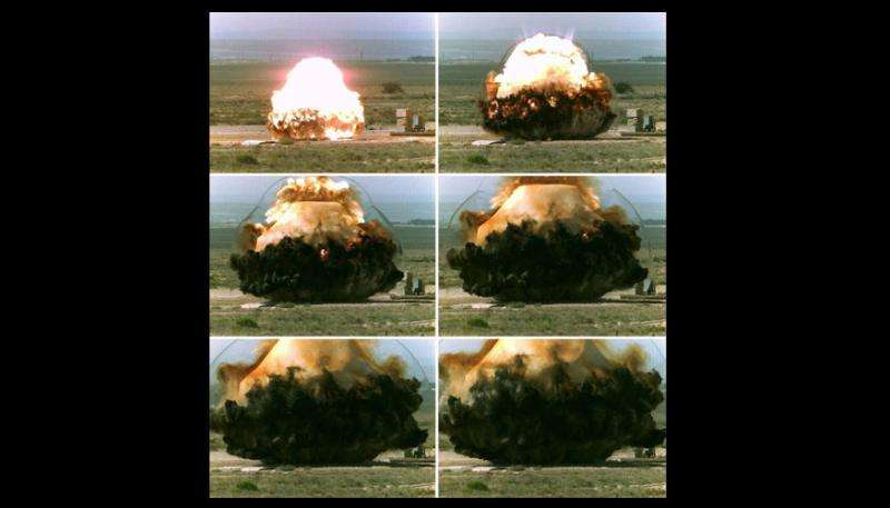 Researchers use seismic signals to track above-ground explosions