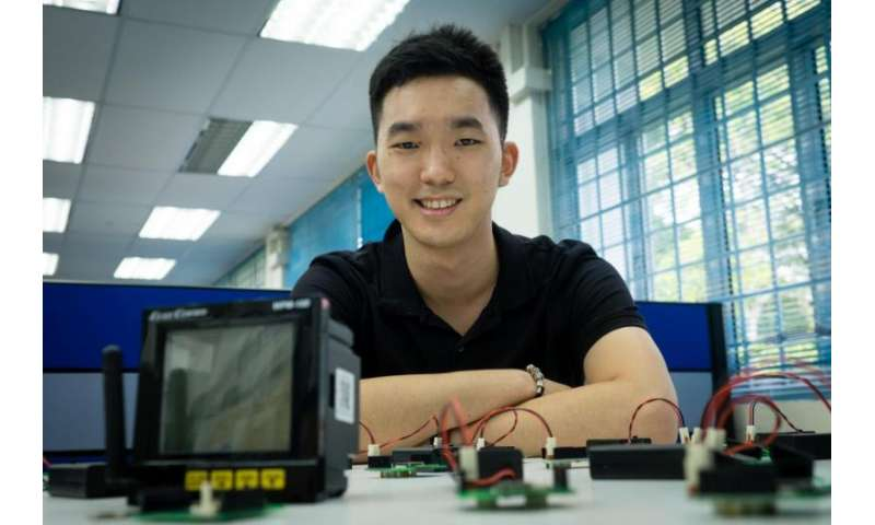 New technology by NTU could save millions in energy costs