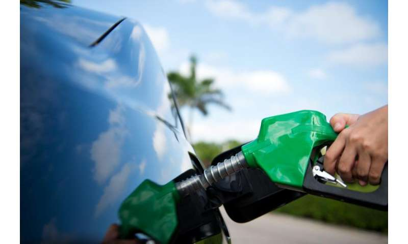 Scientists develop diesel that emits far less CO2
