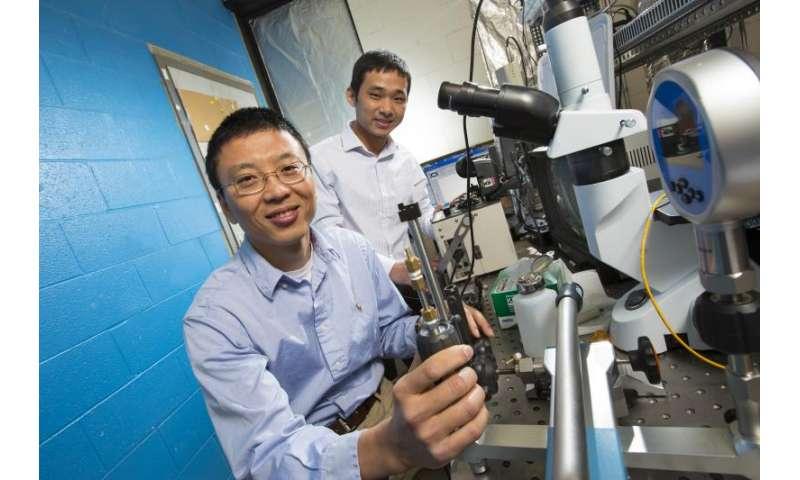 Engineers develop next-gen temperature sensor