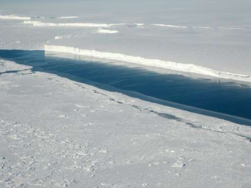 West Antarctic ice melt could raise seas by three meters