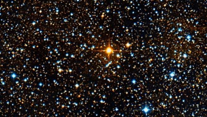 biggest star in the universe - photo #26