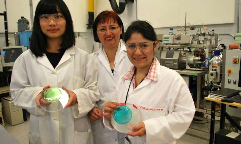 Researchers turn potato byproducts into eco-friendly plastic films