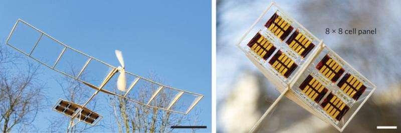 Team creates functional ultrathin solar cells