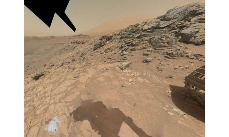 mars curiosity rover recent news - photo #5
