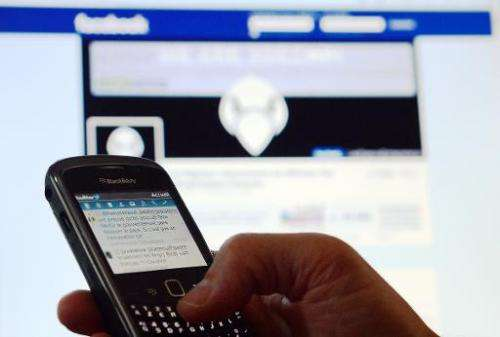 Researchers say there is no evidence that social media networks like Facebook and Twitter are a direct cause of stress