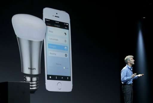 Apple's Siri has new role in new 'smart' home systems