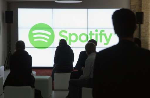 Artist David Lowery accused Spotify of copying and distributing compositions for its online service without permission or inform
