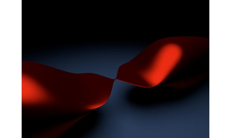 A step towards quantum electronics