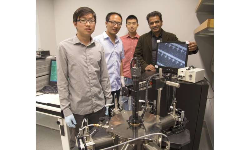 Atomically-flat tunnel transistor overcomes fundamental power challenge of electronics