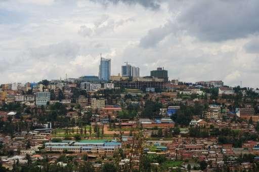World first 'drone-port' planned in Rwanda