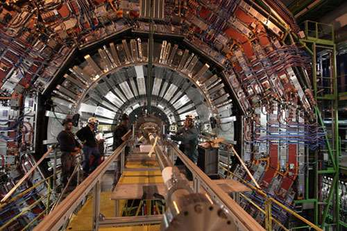 Bristol physicists search for signs of supersymmetry