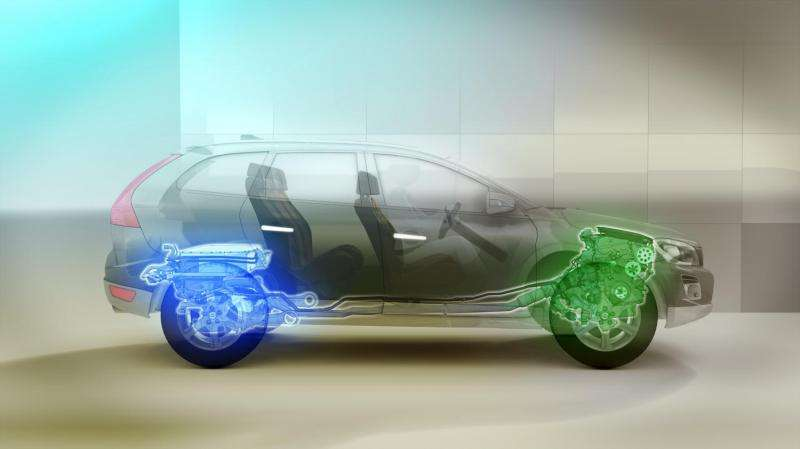 Cost-efficiency of plug-in hybrids calculated a thousand times faster
