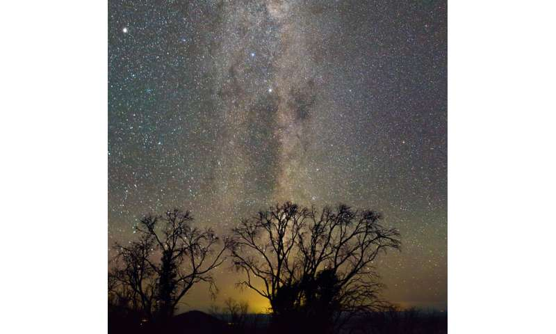 Darkness is disappearing and that's bad news for astronomy