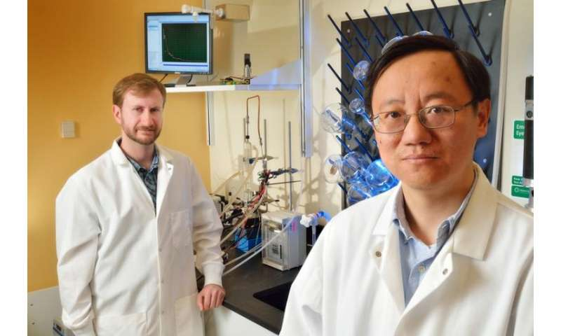 Discovery by Virginia Tech may be breakthrough for hydrogen cars