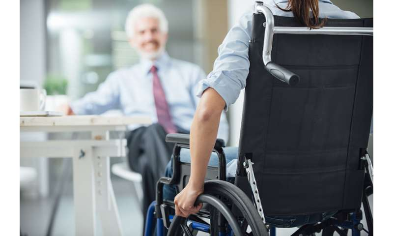 Employers discriminate against qualified workers with disabilities, study reveals