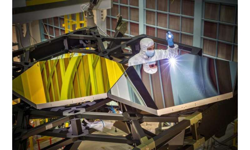 ESA confirms James Webb telescope Ariane launch