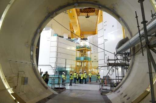 Finland has approved construction of the world's first nuclear waste repository, near the Olkiluoto nuclear power station