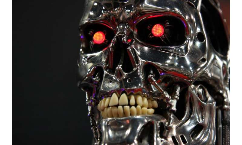 Four reasons why the Terminator is already here