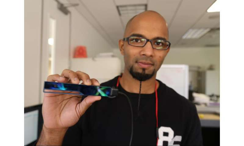 Future of immersive gaming gear for the blind