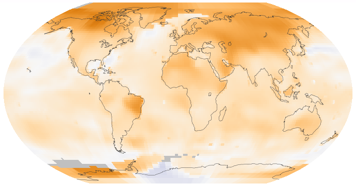Global warming research outline?
