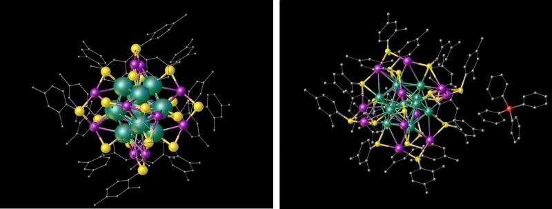 golden silver nanoparticle