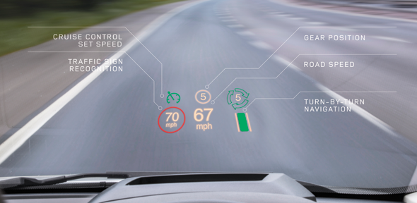 Heads up: Cambridge holographic technology adopted by Jaguar Land Rover