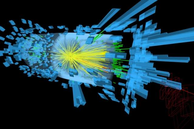 Latest experiment at Large Hadron Collider reports first results