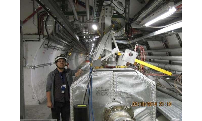 'Littlest' quark-gluon plasma revealed by physicists using Large Hadron Collider