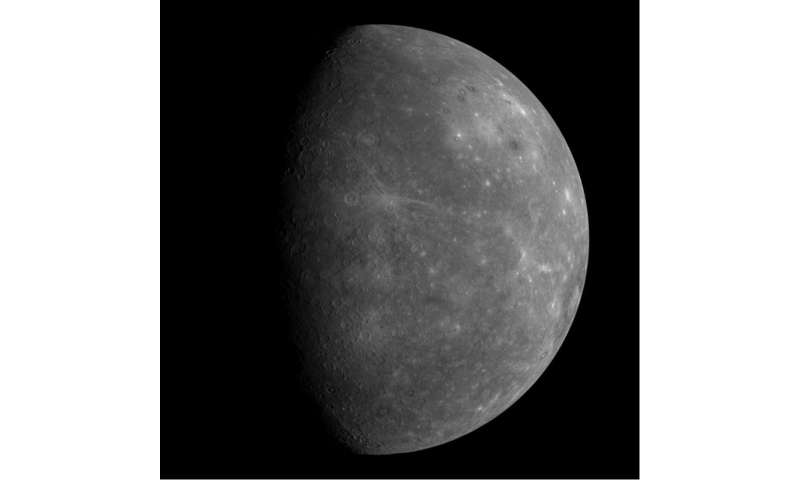 inside planet mercury - photo #22