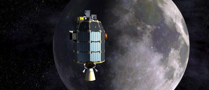 NASA's LADEE mission shows the force of meteoroid strikes on lunar exosphere