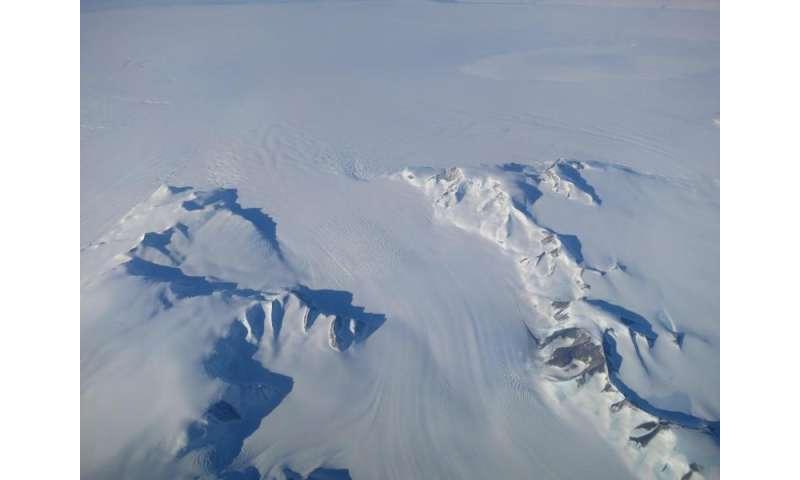 NASA study: Mass gains of Antarctic Ice Sheet greater than losses