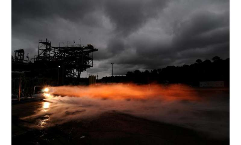 NASA team moves closer to building a 3-D printed rocket engine