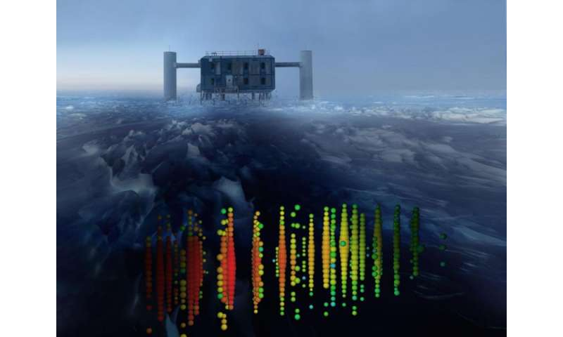 New data from Antarctic detector firms up cosmic neutrino sighting