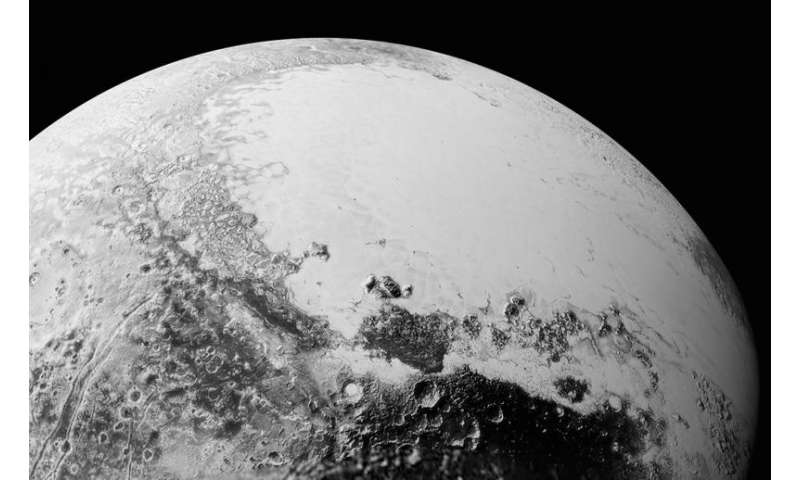 nasa images of pluto - photo #30