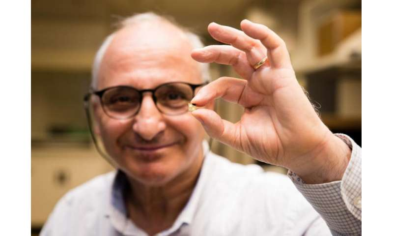 NTU smart chip tells you how healthy your battery is