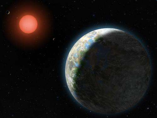 Planets orbiting red dwarfs may stay wet enough for life
