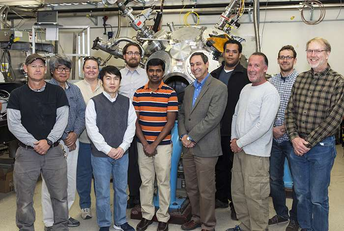 Plasma research shows promise for future compact accelerators